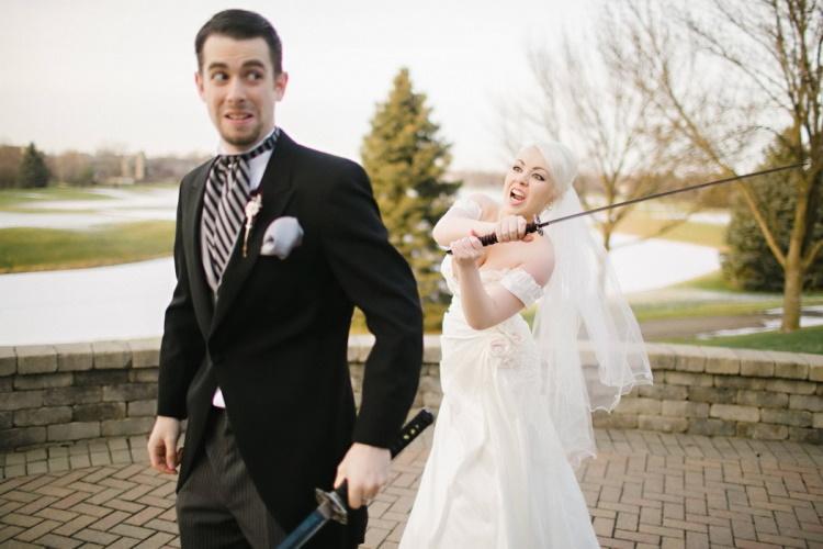 Оригинальные идеи для проведения церемонии бракосочетания