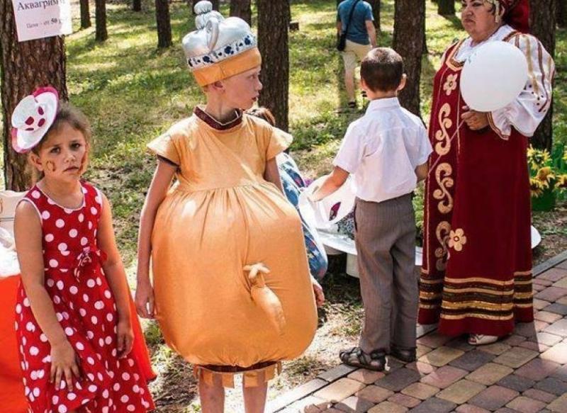 Веселый фотоотчет из России, 30 смешных фото