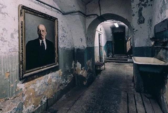 Хроники русских подъездов, 45 фото