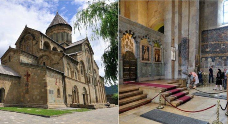 Интересные факты и самые посещаемые места в Грузии, 40 фото