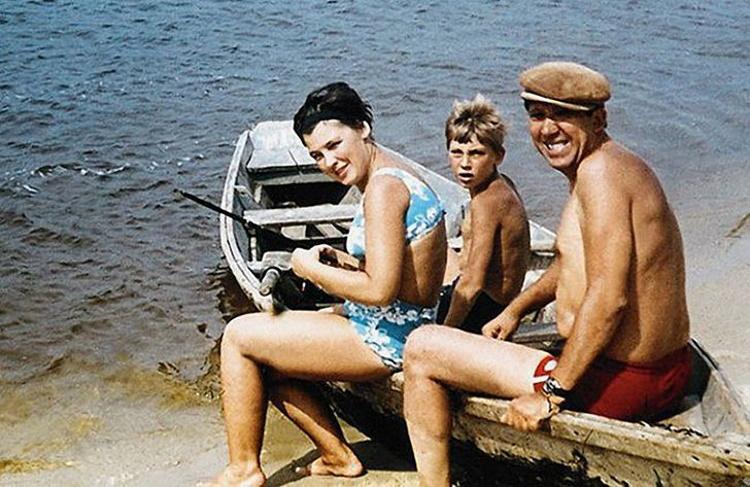 Подборка редких фото любимых советских знаменитостей
