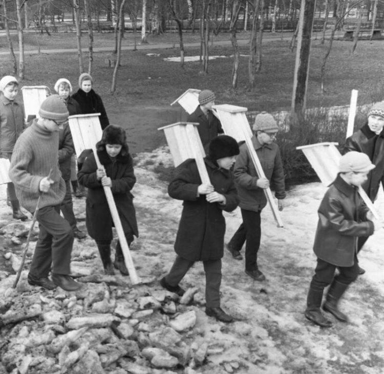 zhizn' v SSSR