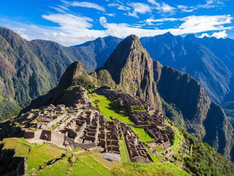 Instagram Machu Picchu