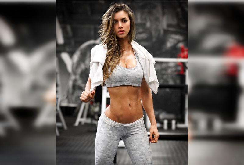 Красотки на спорте: 30 мотивирующих снимков