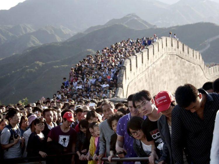 Real'nost' Velikaya Kitayskaya stena