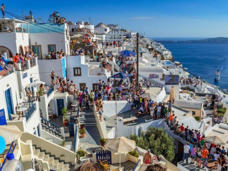 Real'nost' Santorini