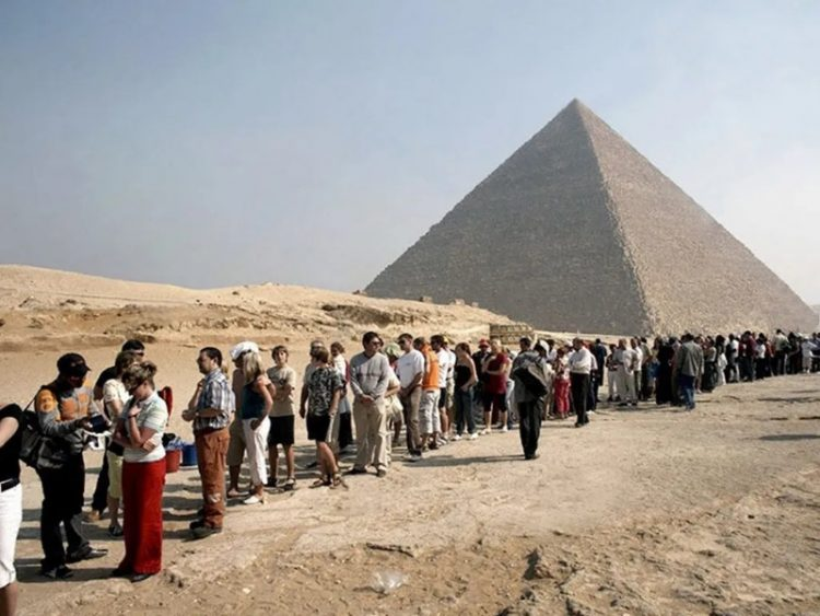 Real'nost' piramidy v Gize