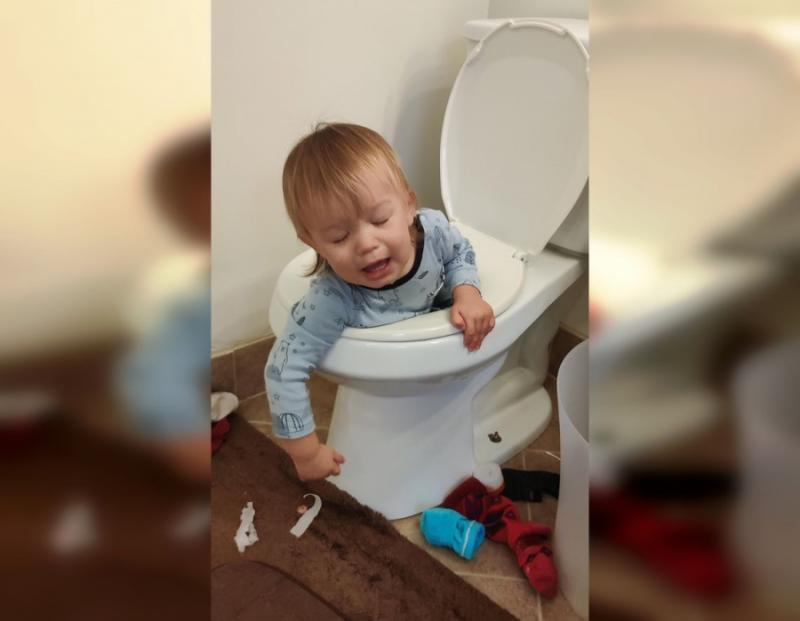 Папины малыши: особый подход к отцовству в смешных фото