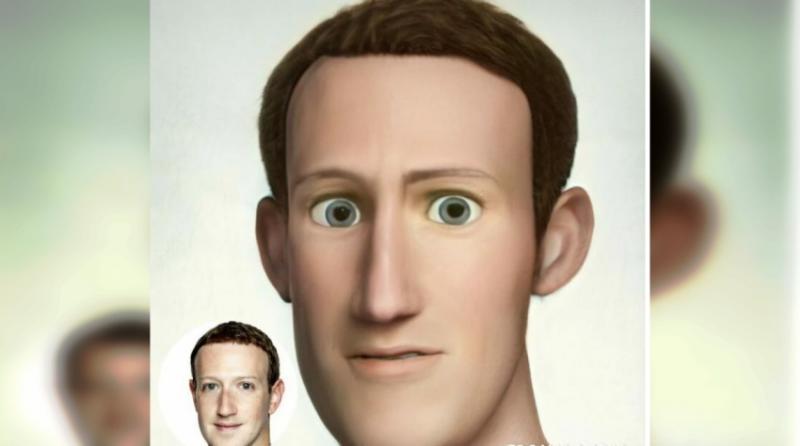 Забавные фото: нейросеть превратила известных людей в героев мультфильмов