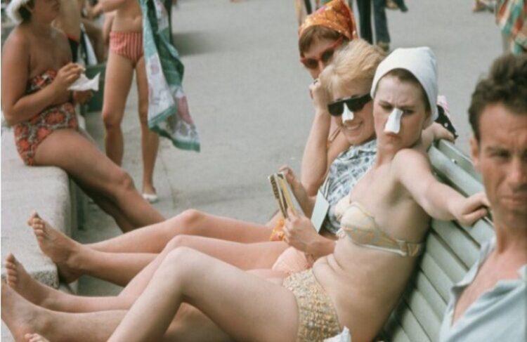 Как это было: пляжный отдых в СССР