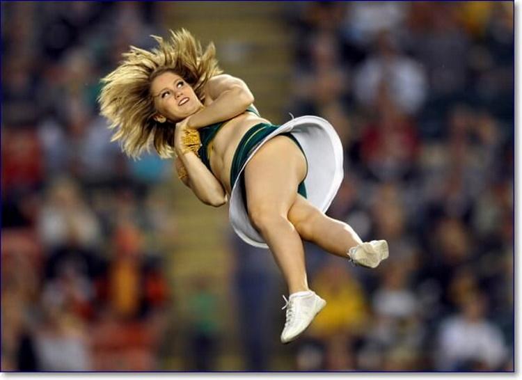 Курьезы в мире спорта: 30 самых смешных фото