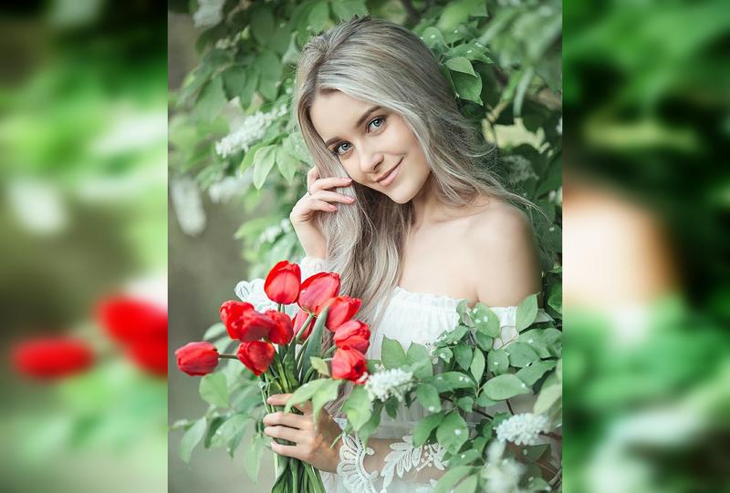 Безупречная красота: 30 девушек, пленяющих одним своим видом